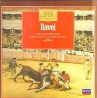 Maurice Ravel / L'Orchestre De La Suisse Romande / Ernest Ansermet - Grosse Komponisten Und Ihre Musik 39: Ravel - Orchesterwerke