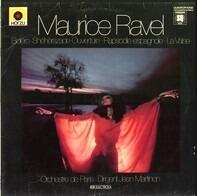Ravel / Orchestre De Paris, Jean Martinon - Boléro - Shéhérazade-Ouvertüre - Rapsodie Espagnole - La Valse
