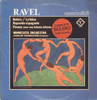 Maurice Ravel / Minnesota Orchestra - Boléro /  La Valse