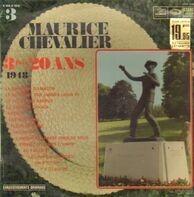 Maurice Chevalier - Volume 3: 3 Fois 20 Ans - 1948