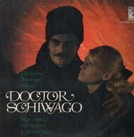 Maurice Jarre - Doctor Schiwago - The Original Soundtrack Album