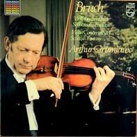 Max Bruch/Wallberg, New Philharmonia Orchestra ,  Grumiaux - Violinkonzert Nr.1 G-Moll Op. 26  Schottische Fantasie Op. 46