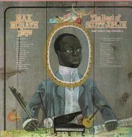 Max Morath - plays The Best Of Scott Joplin and other classics