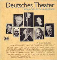 Max Reinhardt, Emil Jannings, Käthe Dorsch - Deutsches Theater - Höhepunkte der Schauspielkunst (+ Booklet, 3 Insets)