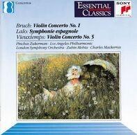 Max Bruch / Édouard Lalo / Henri Vieuxtemps - Violin Concerto No. 1 / Symphonie Espagnole / Violin Concerto No. 5