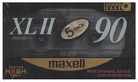 Maxell - Audio-Kassetten XL II 90