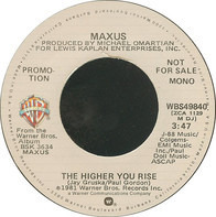 Maxus - The Higher You Rise