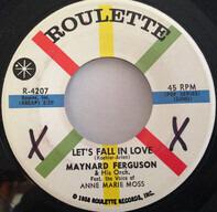 Maynard Ferguson & His Orchestra - Let's Fall In Love