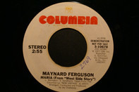 "Maynard Ferguson - Maria (From ""West Side Story"") / Oasis"