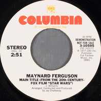 "Maynard Ferguson - Main Title (From The 20th Century-Fox Film ""Star Wars"")"