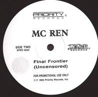 MC Ren - The Final Frontier