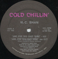 MC Shan - Jane, Stop This Crazy Thing