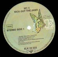 Mc5 - Kick Out the Jams