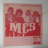 Mc5 - Motor City Is Burning