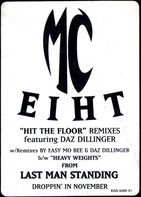 MC Eiht - Hit The Floor  Remixes