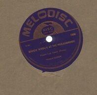 Meade Lux Lewis - Medium Boogie/ Fast Boogie