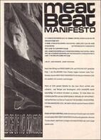 Meat Beat Manifesto - Edge Of No Control