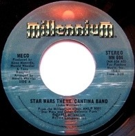 Meco Monardo - Star Wars Theme/Cantina Band