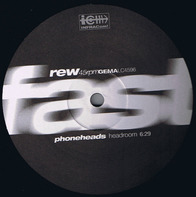 Megashira / Phoneheads - Fast 12' (Forward EP Sampler)