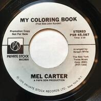 Mel Carter - My Coloring Book