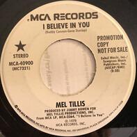 Mel Tillis - I Believe In You (Stereo Version)