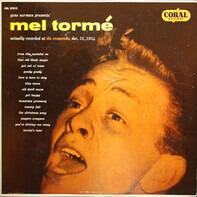 Mel Tormé - Gene Norman Presents Mel Torme At The Crescendo