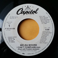 Melba Moore - I Can't Complain