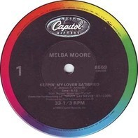 Melba Moore - Keepin' My Lover Satisfied