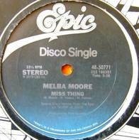 Melba Moore - Miss Thing / Need Love