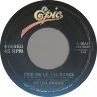 Melba Moore - Pick Me Up, I'll Dance / Where Did You Ever Go