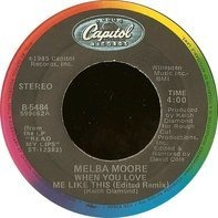 Melba Moore - When You Love Me Like This