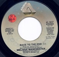 Melissa Manchester - Race To The End (Theme From 'Chariots Of Fire') / Long Goodbyes