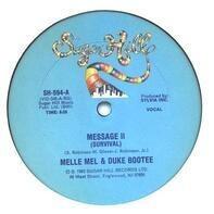 Melle Mel & Duke Bootee - Message II (Survival)