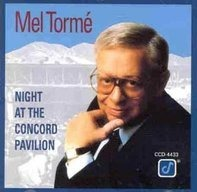 Mel Torme - Night at the Concord Pavilion