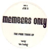 Members Only - The Four Track EP