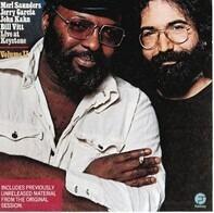 Merl Saunders , Jerry Garcia , John Kahn , Bill Vitt - Live At Keystone - Volume II