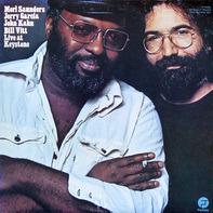 Merl Saunders , Jerry Garcia , John Kahn , Bill Vitt - Live At Keystone