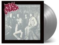 Metal Church - Blessing In Disguise (ltd silberfarbenes Vinyl)