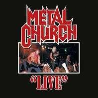 Metal Church - Live (blood-Red Vinyl)