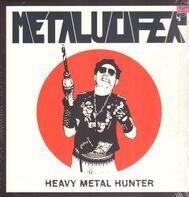 Metalucifer - Heavy Metal Hunter (ltd.White/Red Splatter Vinyl)