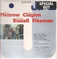 Mezz Mezzrow, Buck Clayton - Europa jazz