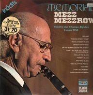 Mezz Mezzrow - Memorial
