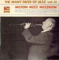 Mezz Mezzrow - The Many Faces of Jazz vol. 10