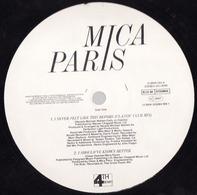 Mica Paris - I Never Felt Like This Before