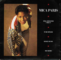 Mica Paris - My One Temptation / God Bless The Child / Rock Together