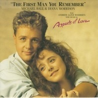 Michael Ball And Diana Morrison , Andrew Lloyd Webber - The First Man You Remember