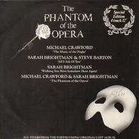 "Michael Crawford , Sarah Brightman , Steve Barton , Andrew Lloyd Webber - Phantom Of The Opera (Special Edition 4 Track 12"")"