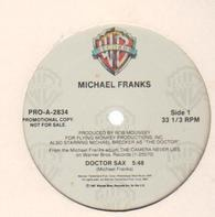 Michael Franks - Doctor Sax / Face To Face