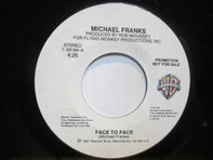 Michael Franks - Face To Face