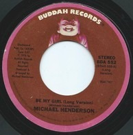 Michael Henderson - Be My Girl (Long Version)/Time